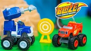 BLAZE AND THE MONSTER MACHINES Nickelodeon Blaze Crusher