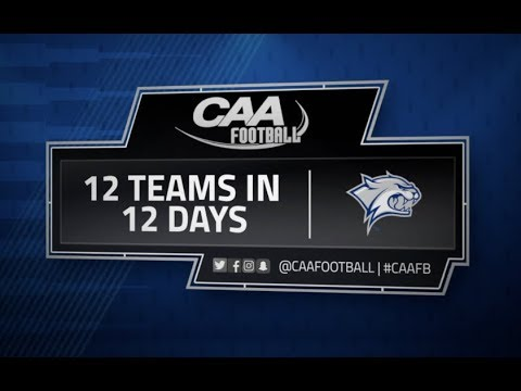 #CAAFB 12 Teams in 12 Days | New Hampshire