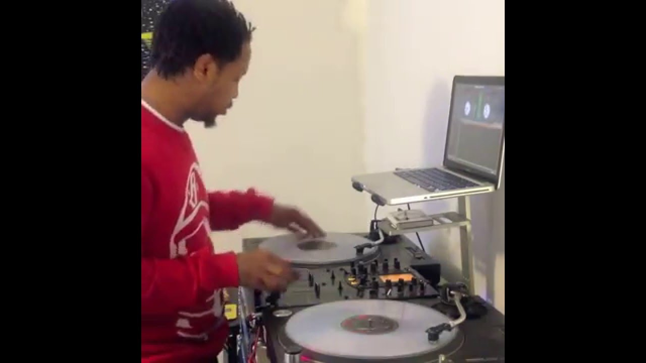 Sample Session: Luke Nasty - Might Be / Xscape - Who Can I Run To ...