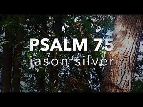 🎤 Psalm 75 Song with Lyrics - We Give Thanks by Jason Silver [WORSHIP SONG]