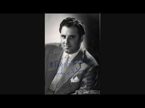 "CARLO BERGONZI SINGS TOSTI  "" LA SERENATA"""