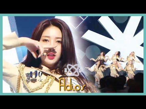 [HOT] EVERGLOW - Adios,  에버글로우 - Adios    Show Music Core 20190914