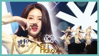 Gambar cover [HOT] EVERGLOW - Adios,  에버글로우 - Adios    Show Music core 20190914