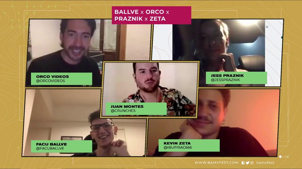Download BALLVE x ORCO x PRAZNIK x ZETA (BAMV FEST 2020 — Q&A)