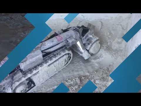 Automated Hydroblasting & Vacuuming
