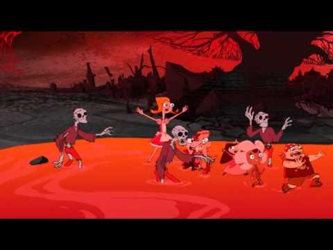 Финес и Ферб - Свет, Кэндес, мотор! (1 Сезон 5/2 серия) | Популярные мультфильмы Disney