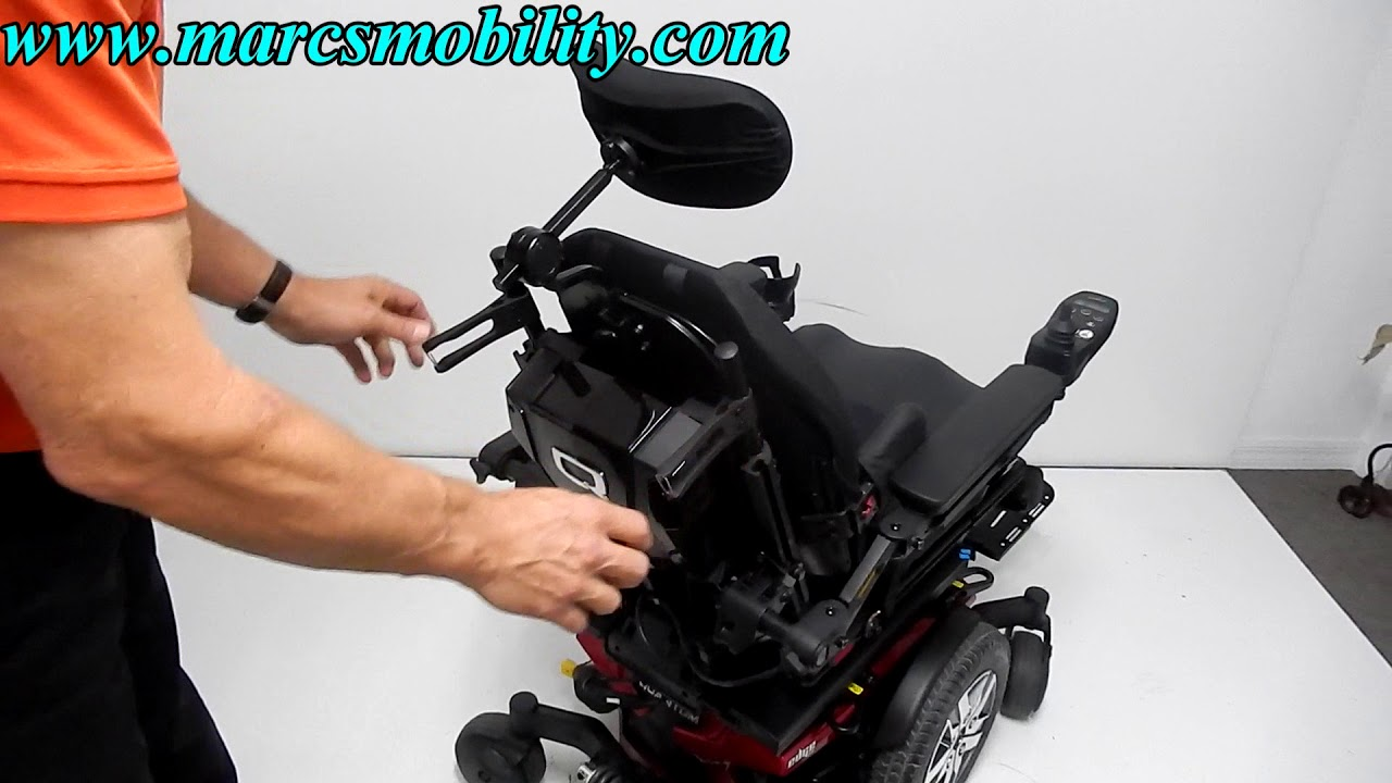 Quantum Wheelchair Pride Mobility Lift Chair Q6 Edge 2 0 Electric Tilt Legs Used Youtube