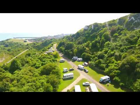 Little Switzerland Caravan And Camping Folkestone Kent
