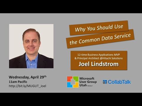 Why You Should Use Common Data Service