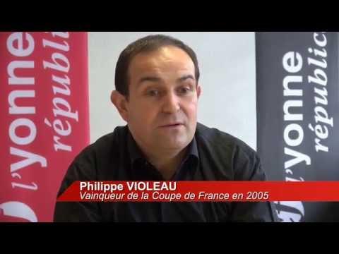 Philippe Violeau se souvient de la demi-finale AJA- Nîmes en 2005