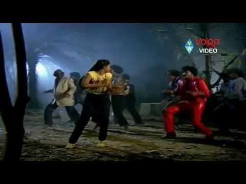 "Chiranjeevi BlockBuster Song ""Golimar"" From 'Donga' Movie"