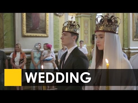Венчание в Армянской Апостольской Церкви