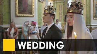 Венчание в церкви. Очень красивая свадьба! Видео от Студии Сентябрь (Studio September)