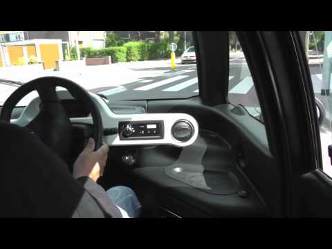 test drive mia l electric car mia l auto test testen. Black Bedroom Furniture Sets. Home Design Ideas