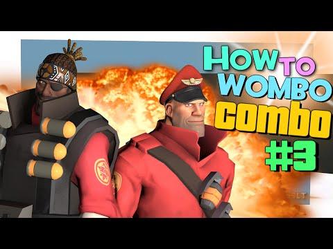 TF2: How to Wombo Combo #3 [Teamwork/Epic WIN]