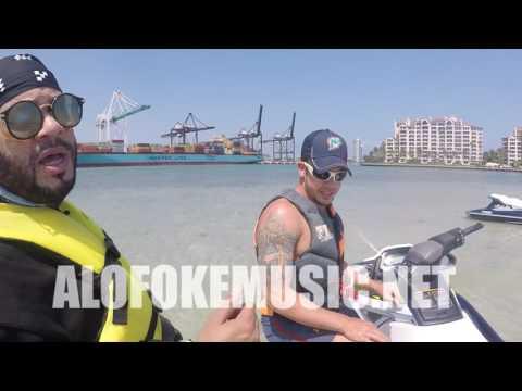 Conociendo Miami en Jetski (Santiago Matias Vlog)