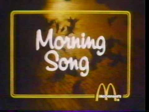 80 s mcdonalds commercial morning song youtube