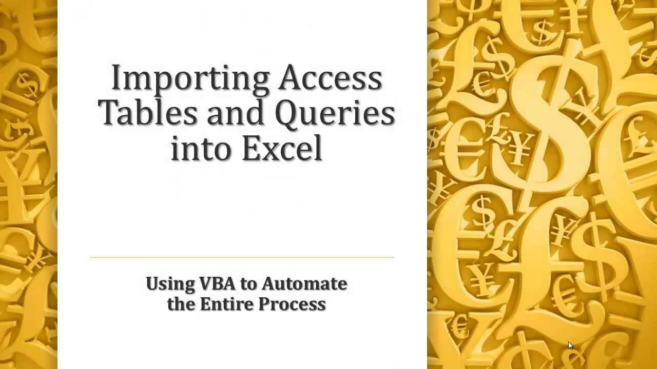 Access export report pdf vba