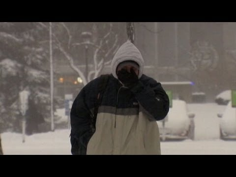Extreme Cold Takes Its Toll on Freezing Nation