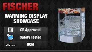 FISCHER Equip Hot Food Display Pie Warmer - WD1(http://www.fischerequip.com.au Sumner Park 4074 - Brisbane - Queensland - Australia Phone: 1300 650 249 sales@fischerequip.com.au This warming display ..., 2013-05-09T09:11:10.000Z)