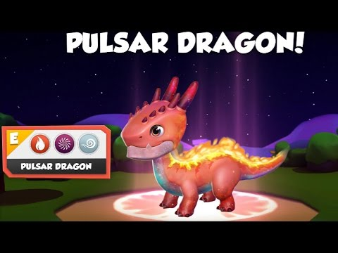 Pulsar Dragon of the Week + DML Wiki! - Dragon Mania Legends #325