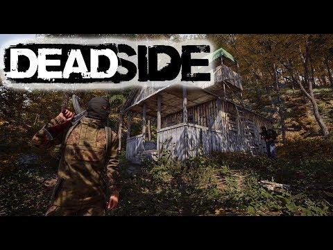 🔴 DEADSIDE Релиз в раннем доступе! ► DEADSIDE