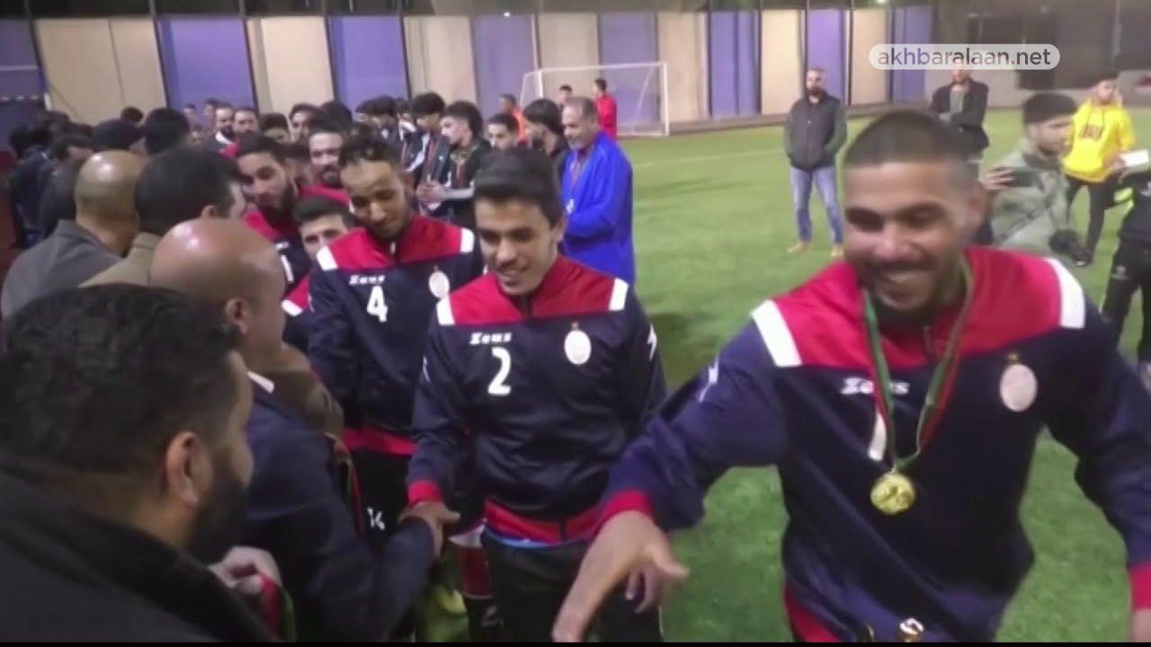 التحدي مصراتة الليبي لكرة القدم المصغرة يستعد لكأس العالم للأندية رغم قلة الدعم  - 04:58-2021 / 3 / 3