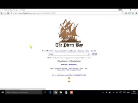 How To Download Movie From Thepiratebay.org