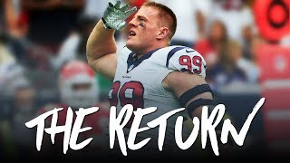 JJ Watt Motivation: THE RETURN (Emotional) ᴴᴰ thumbnail