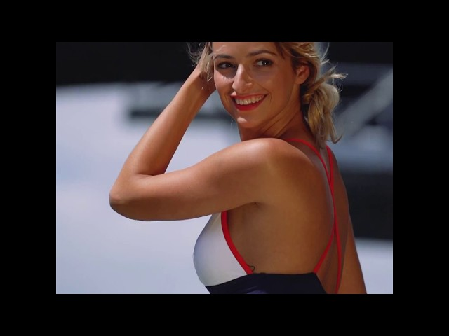 Maillot 1 pièce Troublante video