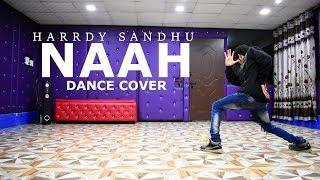 Naah - Harrdy Sandhu Feat. Nora Fatehi | Jaani | B Praak | Dance Cover by Ajay Poptron | Dehradun thumbnail