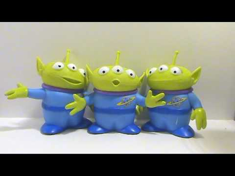 A video review of the Toy Story Collection; 3-Pack Space ...
