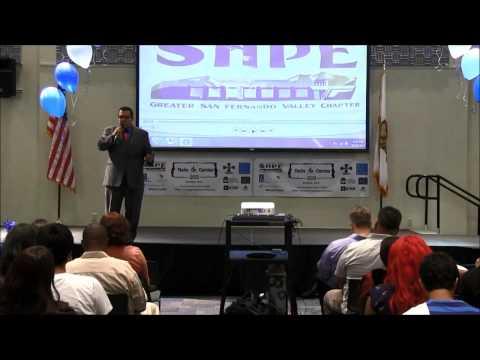 Noche De Ciencias 2013 - SHPE Greater San Fernando Valley