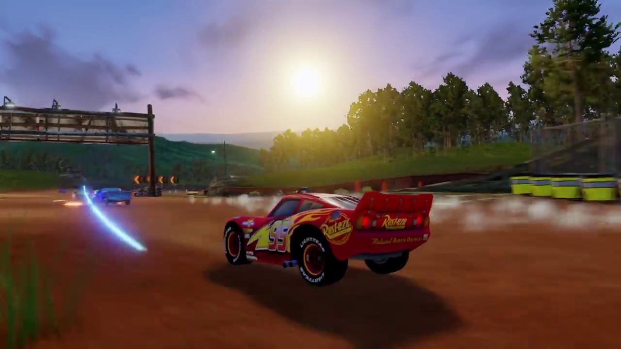 cars 3 driven to win first look trailer ps4 ps3. Black Bedroom Furniture Sets. Home Design Ideas