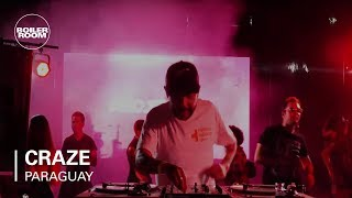 Craze brings his mix of bass and hip-hop to Paraguay. ▻ Subscribe t...