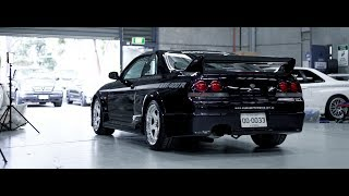Detailing an Extremely Rare R33 GTR 400R (#7 of 44) | 4K