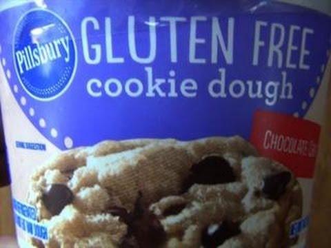 Pillsbury Gluten Free Chocolate Chip Cookie Dough
