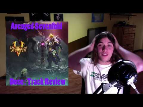 Dose (Avenged Sevenfold) - Track Review