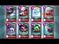 FULLY MAXED MAGIC ARCHER ALL LEGENDARY DECK GAMEPLAY! | Clash Royale | BEST ALL MAX LEGENDARY DECK!