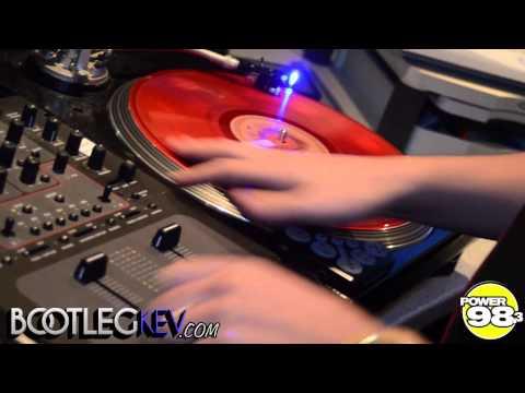 DJ GREEN LANTERN on Power 98.3