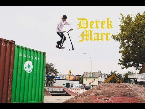 Derek Marr | New York