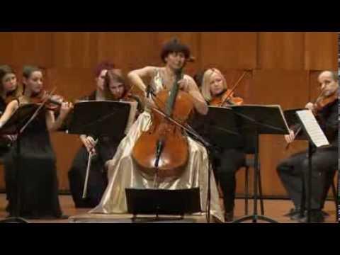 Xenia Janković: J.Haydn - Cello Concerto Nr.1 in C-Major, Hob. VIIb/1