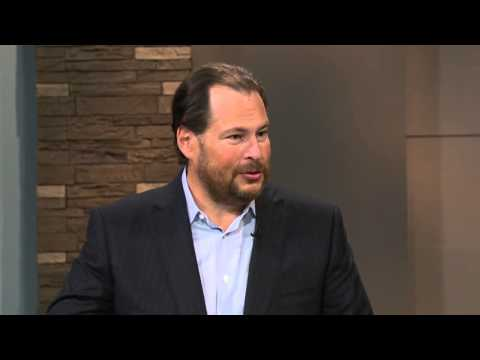 KQED NEWSROOM: Marc Benioff
