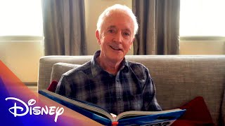 Storytime with Anthony Daniels | Disney