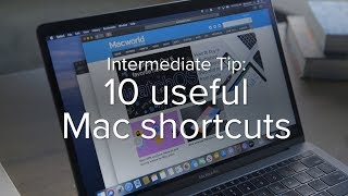 10 incredibly useful Mac keyboard shortcuts you should be using