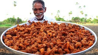 Crispy Fried Shrimp Recipe | Quick and Easy Prawns Popcorn Recipe By Our Grandpa