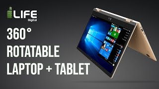 360º Rotatable Laptop + Tablet under $250 | Budget Laptop | iLife | Telemart.pk