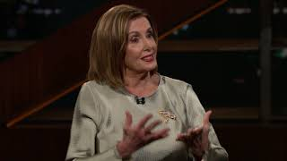 Speaker Nancy Pelosi | Real Time with Bill Maher (HBO)