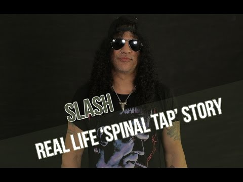 Slash - Real-Life 'Spinal Tap' Stories