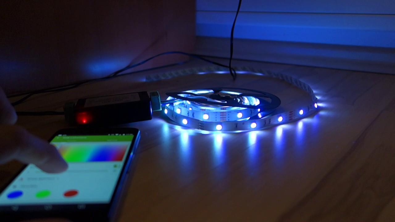 Loxone controled H801, Видео, Смотреть онлайн